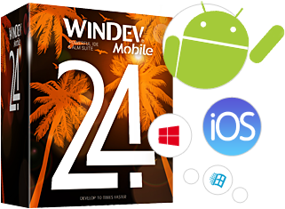 WINDEV Mobile: Cree en algunas horas sus aplicaciones iOS, Android, Windows 10 Iot, ...