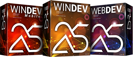 WINDEV, WEBDEV and WINDEV Mobile