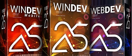 WINDEV, WEBDEV y WINDEV Mobile