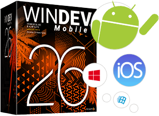WINDEV Mobile: Cree aplicaciones iOS, Android, Windows 10 Iot en tan solo unas horas