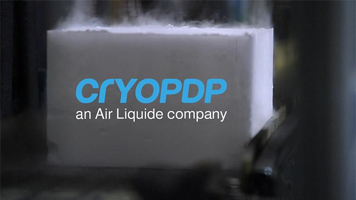 ¡CryoPDP [Air Liquide] desarrolló su ERP con WEBDEV!