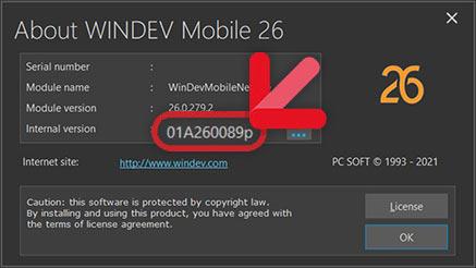 Acerca de WINDEV Mobile